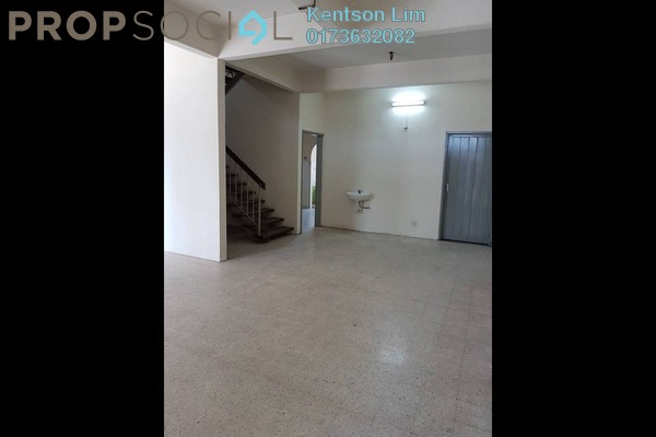 For Sale Terrace at Taman Sri Kuching, Jalan Ipoh Freehold Unfurnished 4R/2B 870k