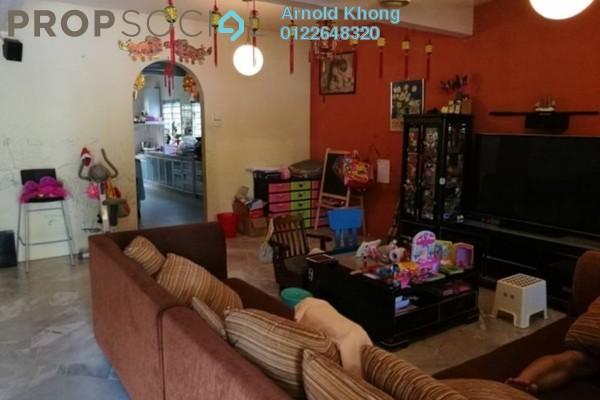 For Sale Terrace at Pandan Perdana, Pandan Indah Freehold Semi Furnished 5R/3B 740k
