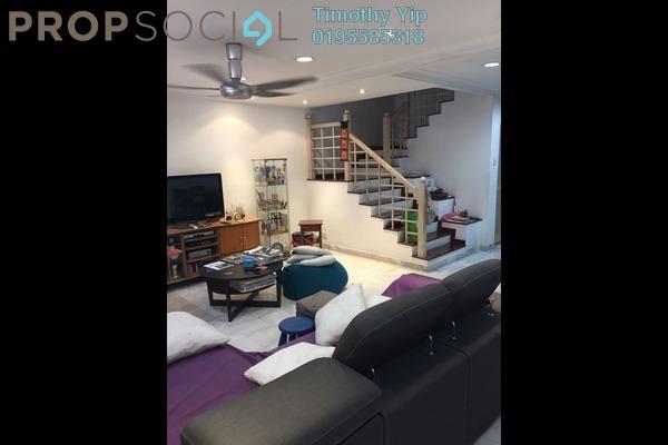 For Sale Terrace at SD7, Bandar Sri Damansara Freehold Fully Furnished 4R/4B 1.08m