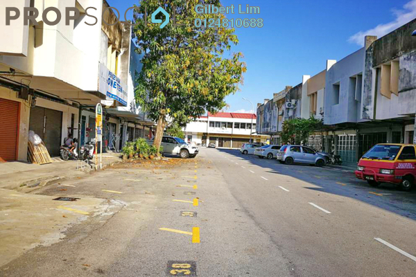 For Sale Shop at Taman Desa Murni, Sungai Dua Freehold Unfurnished 0R/0B 518k