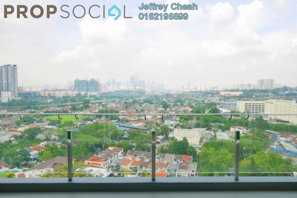 For Sale Condominium at Ukay Heights, Ukay Freehold Semi Furnished 20R/20B 18m