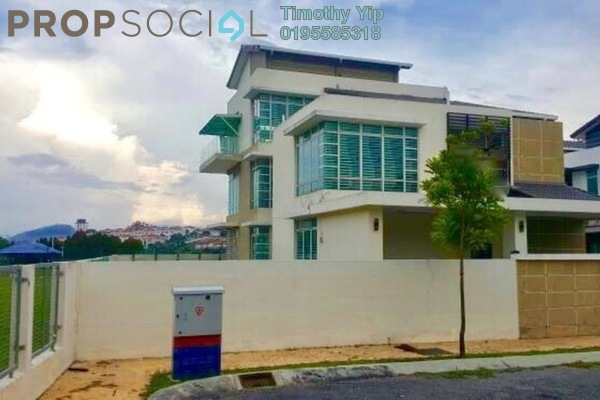 For Sale Bungalow at Lake Valley, Bandar Tun Hussein Onn Freehold Unfurnished 7R/8B 2.7m