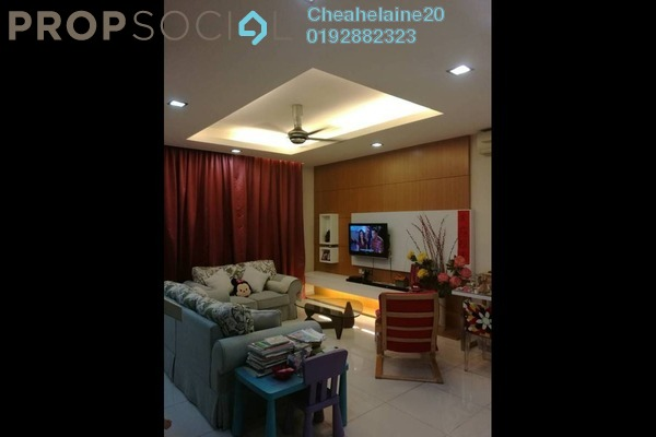For Sale Terrace at Sutera Damansara, Damansara Damai Freehold Semi Furnished 4R/4B 930k