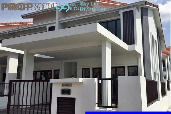 For Sale Superlink at Nukilan, Alam Impian Freehold Unfurnished 5R/5B 880k