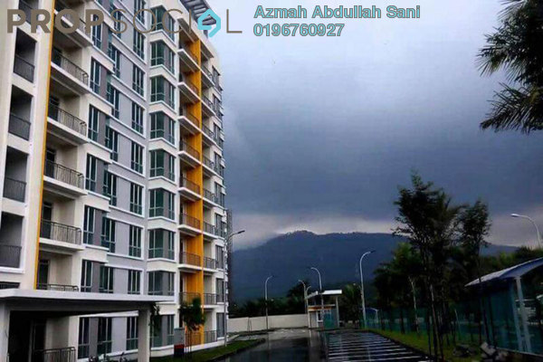 For Sale Apartment at Taman Bandar Senawang, Senawang Freehold Unfurnished 3R/2B 300k