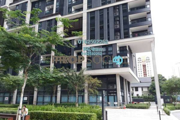 For Sale Condominium at Arcoris, Mont Kiara Freehold Semi Furnished 2R/2B 1.07m