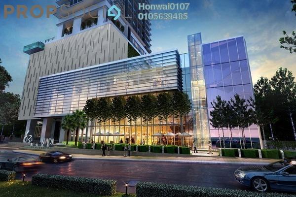 For Rent Condominium at Nadi Bangsar, Bangsar Freehold Fully Furnished 1R/1B 2.5k