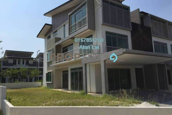 For Sale Terrace at D'Island, Puchong Freehold Unfurnished 5R/5B 913k