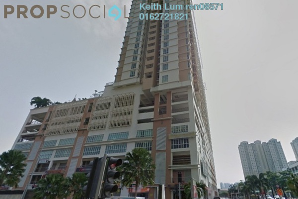 For Rent Condominium at Impian Meridian, UEP Subang Jaya Freehold Fully Furnished 3R/2B 2.8k