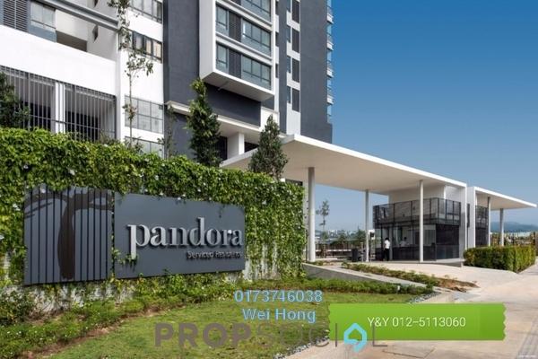 For Rent Condominium at Tropicana Metropark, Subang Jaya Freehold Fully Furnished 1R/1B 1.8k