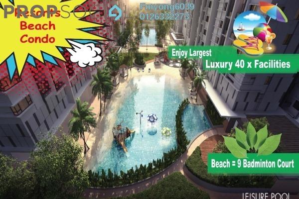 For Sale Condominium at Akasa, Balakong Freehold Unfurnished 2R/2B 550k