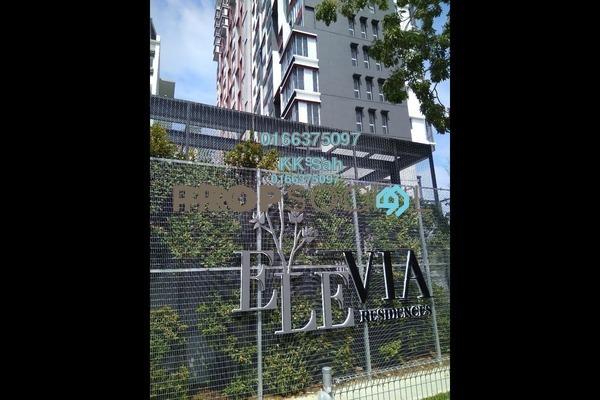 For Sale Condominium at Elevia Residences, Bandar Puchong Utama Freehold Semi Furnished 3R/2B 608k