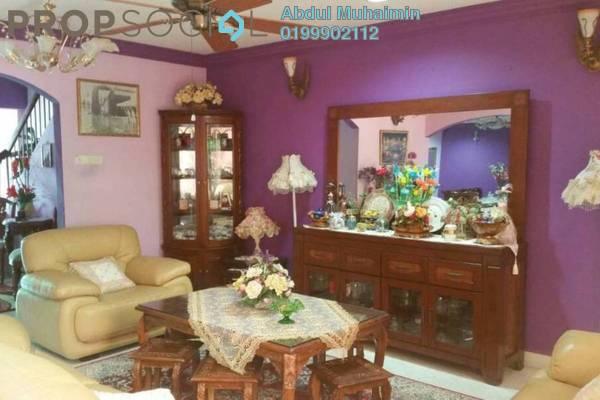 For Sale Terrace at Taman Melawati, Melawati Freehold Semi Furnished 4R/3B 1.15m