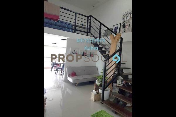 For Sale SoHo/Studio at Subang SoHo, Subang Jaya Freehold Fully Furnished 2R/1B 660k