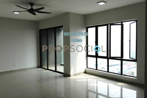 For Rent SoHo/Studio at Univ 360 Place, Seri Kembangan Freehold Unfurnished 0R/1B 950translationmissing:en.pricing.unit