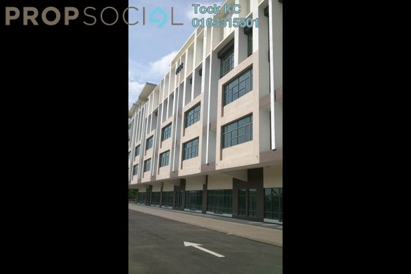For Rent Shop at CBD Perdana 2, Cyberjaya Freehold Unfurnished 0R/0B 2.5k