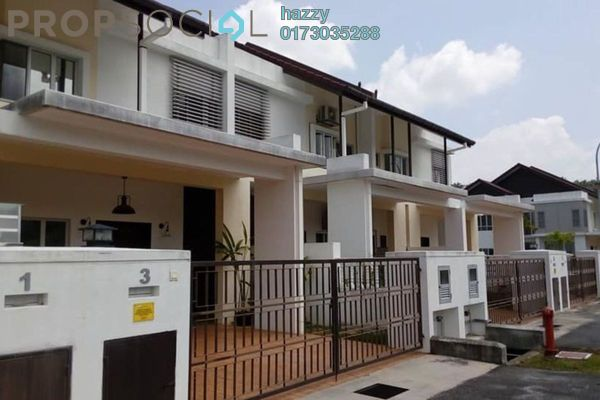 For Sale Superlink at Puncak Bestari, Puncak Alam Freehold Unfurnished 4R/4B 699k