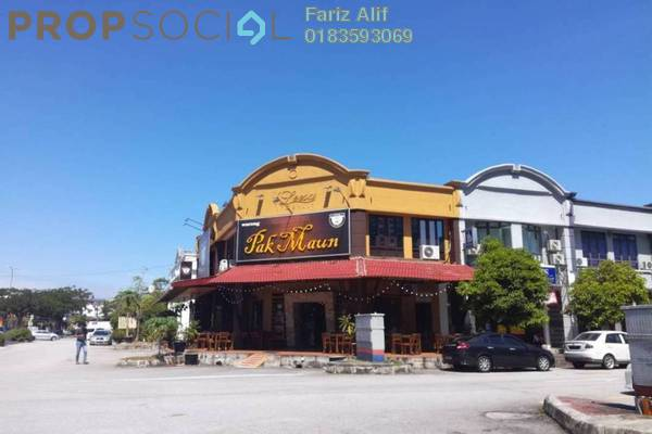 For Sale Shop at Section 13, Shah Alam Leasehold Unfurnished 0R/4B 2.2m