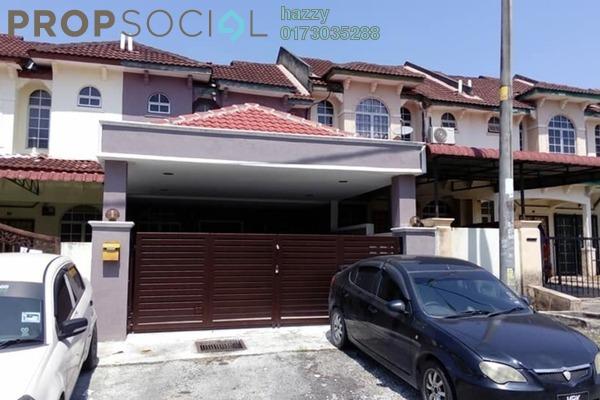 For Sale Terrace at Bandar Puncak Alam, Kuala Selangor Freehold Unfurnished 4R/3B 365k