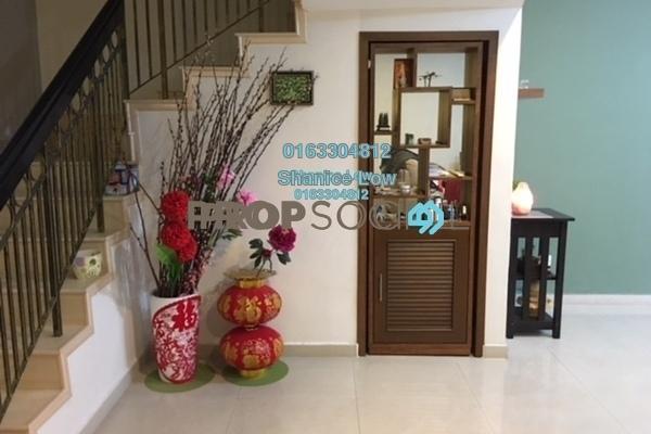 For Sale Terrace at Puteri 12, Bandar Puteri Puchong Freehold Semi Furnished 4R/3B 988k