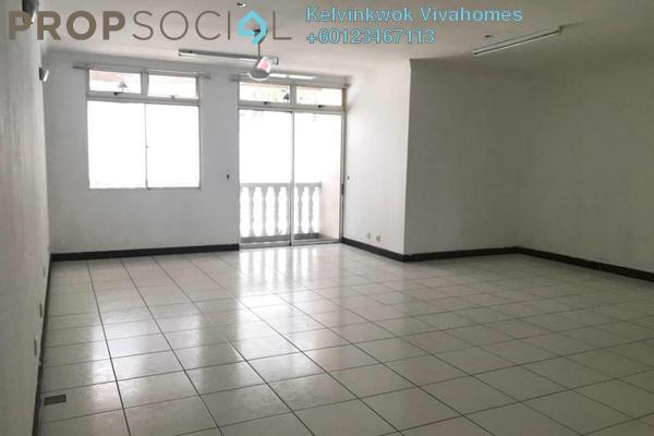 For Rent Condominium at City Gardens, Bukit Ceylon Freehold Unfurnished 3R/2B 2.1k