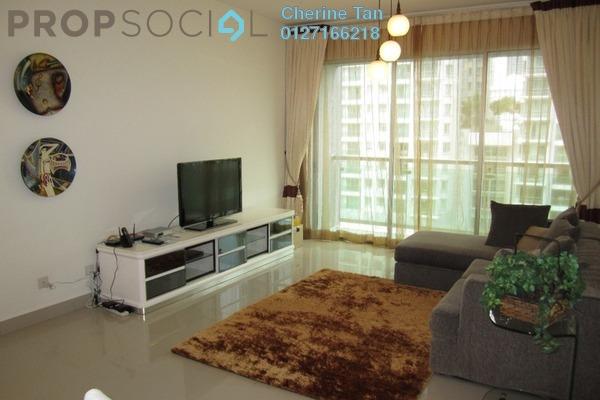 For Rent Condominium at Solaris Dutamas, Dutamas Freehold Fully Furnished 2R/2B 3.9k