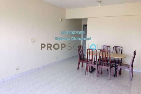 For Sale Condominium at Brunsfield Riverview, Shah Alam Freehold Semi Furnished 2R/2B 375k