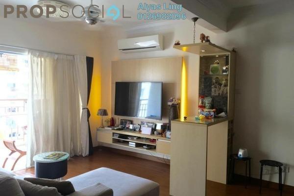 For Sale Condominium at Aseana Puteri, Bandar Puteri Puchong Freehold Fully Furnished 3R/2B 730k