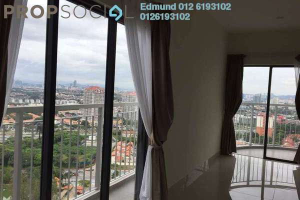 For Rent Condominium at Maisson, Ara Damansara Freehold Semi Furnished 2R/2B 1.6k