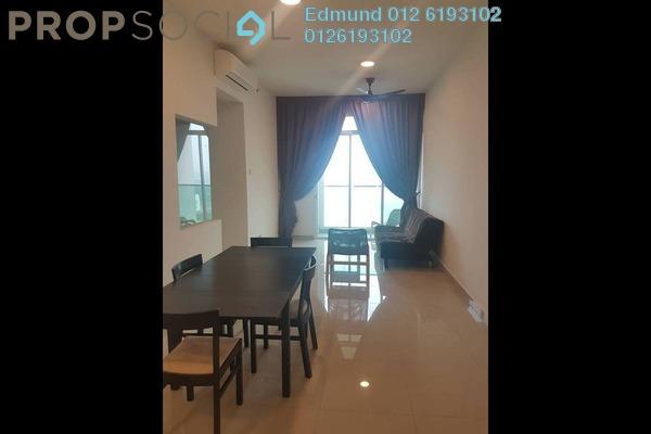 For Sale Condominium at Perdana Emerald, Damansara Perdana Freehold Fully Furnished 3R/2B 608k
