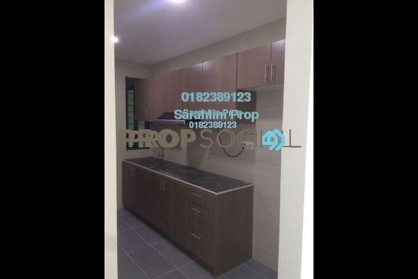 For Rent Condominium at Ascenda Residence @ SkyArena, Setapak Freehold Semi Furnished 3R/2B 1.5k