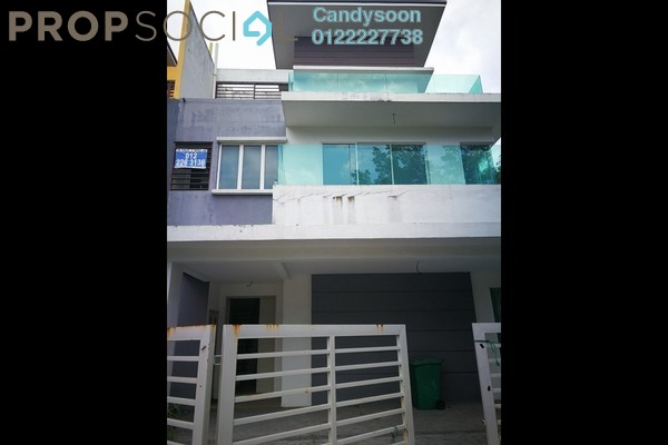 For Sale Semi-Detached at LaVille, Bandar Tun Hussein Onn Freehold Unfurnished 6R/6B 1.68m