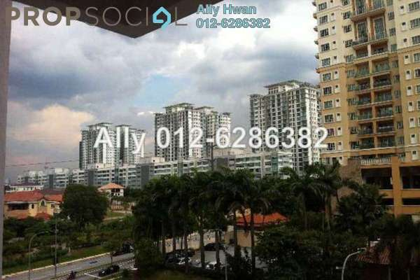 For Rent Condominium at Hartamas Regency 1, Dutamas Freehold Fully Furnished 3R/3B 3k