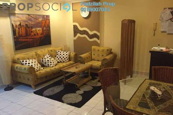 For Rent Condominium at Puncak Prima, Sri Hartamas Freehold Fully Furnished 3R/2B 2.5k