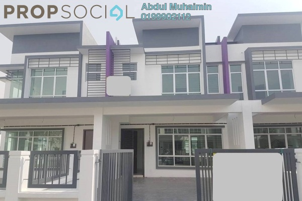 For Rent Terrace at Méranti, HillPark Freehold Semi Furnished 4R/3B 1.5k