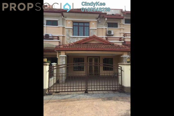 For Sale Terrace at Aman Suria Damansara, Petaling Jaya Freehold Semi Furnished 0R/0B 1.72m