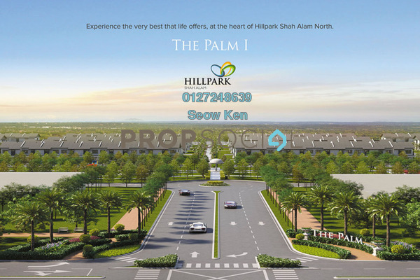 For Sale Terrace at Bandar Puncak Alam, Kuala Selangor Leasehold Unfurnished 4R/3B 475k