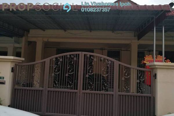 For Rent Terrace at Taman Song Choon, Ipoh Freehold Semi Furnished 3R/2B 800translationmissing:en.pricing.unit