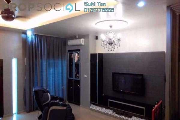 For Sale Terrace at Taman Prima Impian, Segambut Freehold Semi Furnished 4R/2B 1.05m