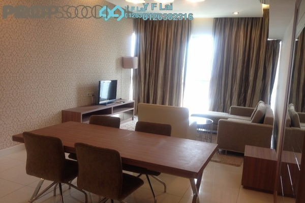 For Sale Condominium at Regalia, Putra Freehold Fully Furnished 1R/2B 700k