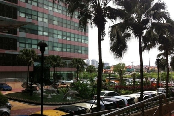 For Rent Office at Leisure Commerce Square, Bandar Sunway Freehold Fully Furnished 1R/1B 1k
