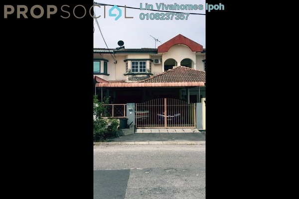 For Sale Terrace at Bandar Pengkalan Indah, Ipoh Leasehold Unfurnished 4R/3B 298k