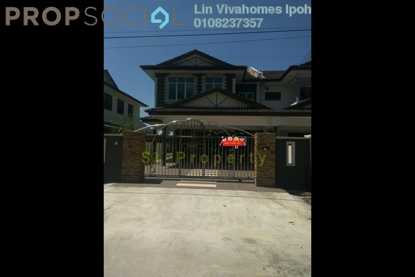 For Sale Semi-Detached at Taman Tambun Baru, Tambun Leasehold Unfurnished 4R/4B 450k