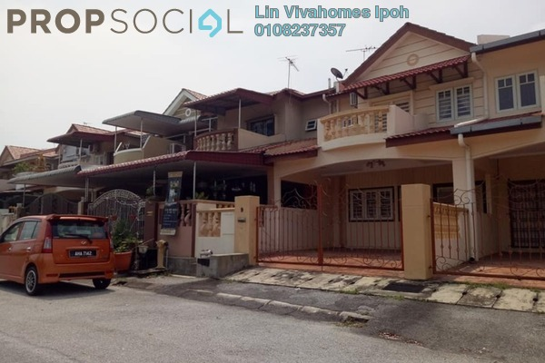 For Sale Terrace at Panorama Lapangan Perdana, Ipoh Freehold Unfurnished 4R/3B 298k