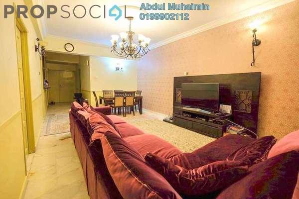 For Sale Condominium at La Villas Condominium, Setapak Freehold Fully Furnished 3R/2B 420k