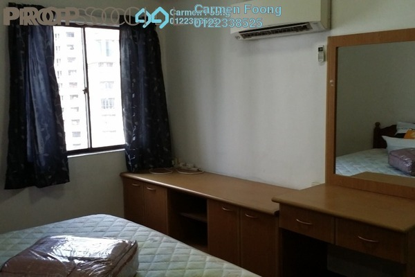 For Rent Condominium at Angkasa Impian 1, Bukit Ceylon Freehold Fully Furnished 1R/1B 2k