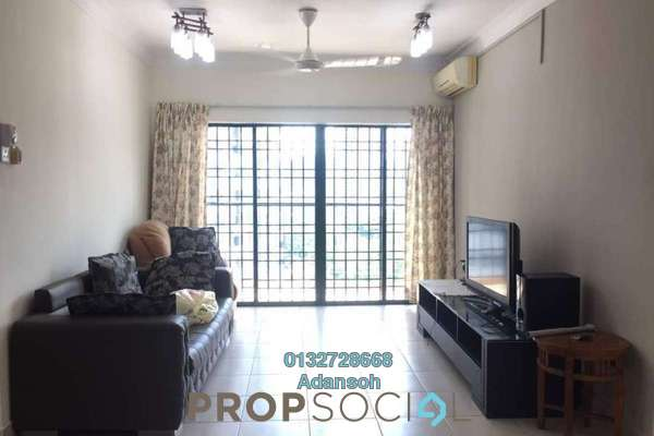 For Sale Condominium at Changkat View, Dutamas Freehold Semi Furnished 3R/2B 499k