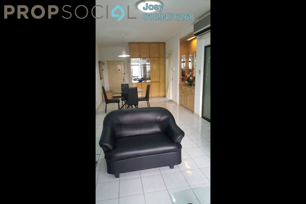 For Rent Condominium at Cascadium, Bangsar Freehold Fully Furnished 1R/1B 1.9k