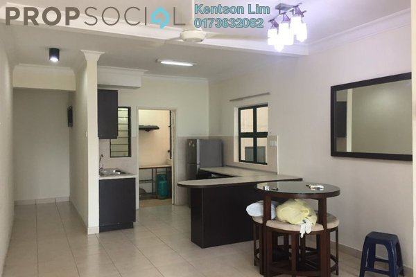 For Sale Condominium at Changkat View, Dutamas Freehold Fully Furnished 3R/2B 499k