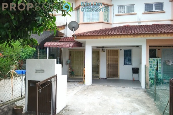 For Sale Terrace at Taman Puncak Jalil, Bandar Putra Permai Freehold Unfurnished 4R/3B 457k